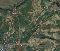 De Puigcerdà a la Guingueta d'Ix, Onzès, Llívia i Ur