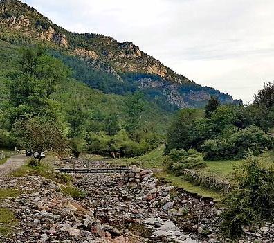 Vall de l'ingla