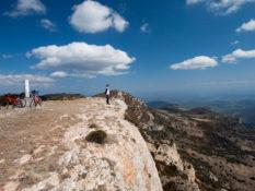 Itinerari en bicicleta – Montsec de Rúbies. De Terradets a l'Hostal Roig i la Portella Blanca  (50 km)