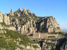 De Monistrol a Montserrat per la Drecera dels Tres Quarts
