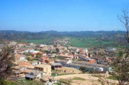 D'Olost a Santa Creu de Jutglar, Lluçà, Santa Eulàlia de Puig-oriol i Perafita