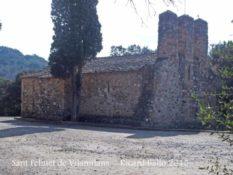 De Rubí al turó de Can Camps i a Sant Feliuet de Vilamilans pel Camí dels Monjos