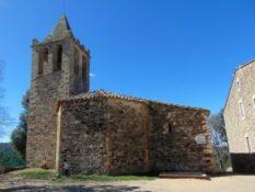 De Cruïlles a Sant Cebrià de Lledó, Montnegre i Sant Sadurní de l'Heura