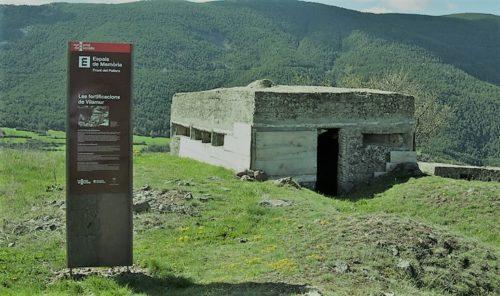 búnquers del Front del Pallars