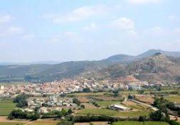 D'Artesa de Segre a Montargull i la presa del Canal d'Urgell