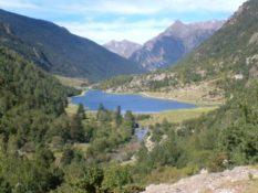 Taüll – De l'estany de Llebreta al portarró d'Espot pels estanys Llong i Redó