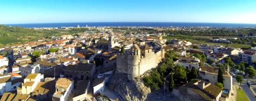 Castell de Calafell